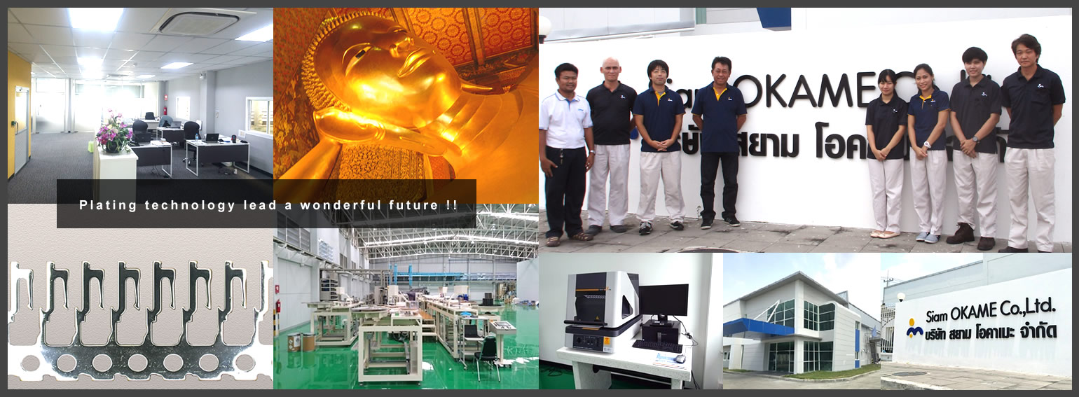 Plating technology lead a wonderful future !!